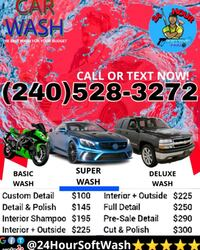 Car detailing District Heights