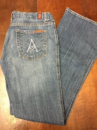 7 for all mankind jeans. Size 28. Toronto, M1C 5K4