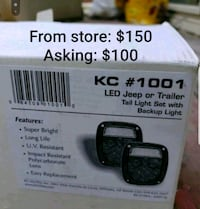 Jeep Owners! LED Taillights