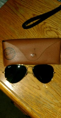 Brand new gold trim Ray Bans sunglasses  Las Vegas, 89103