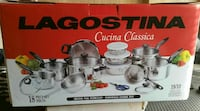 New never been used pot set Vaughan