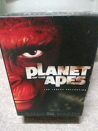 Planet of the Apes Legacy collection dvd Baltimore