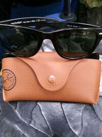 Ray- Ban SunGlasses and Case