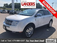 2010 Lincoln MKX Base Rogers, 72758