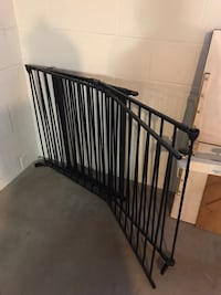 Steel Fireplace (Hearth) Gate Broadview Heights, 44147