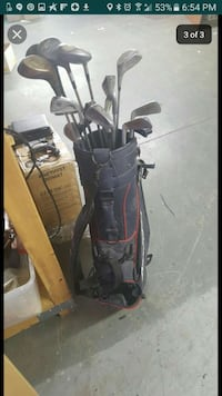 gray golf club with bag screenshot Kansas City, 64106