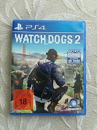 Sony PS4 Watch Dogs 2 Spiel Heilbronn, 74076