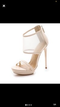 BCBG nude cuffed heel  Mont-Royal, H3P 1Y4