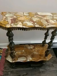 Vintage marble wall table Laval, H7G 1G2