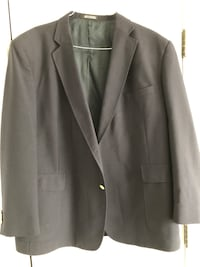 Navy Blue Suit Men's Jacket 46R Pants 36/29 Charles Town, 25414