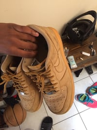 wheat air force 1 Toronto, M8W 4E4