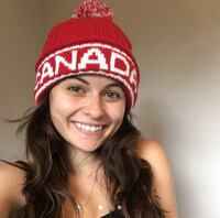 Canada Toque with Pom Pom Oakville, L6L 2T7