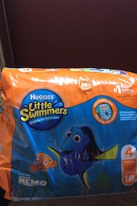 Little swimmers diapers  Vaughan, L4H 2A2