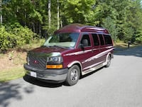 2003 GMC Savana AWD Luxury Conversion Van Fredericksburg