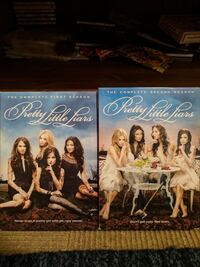 Pretty Little Liars - Seasons 1-4 DVD  Pakenham, K0A 2X0