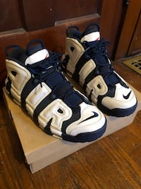 Nike Air More Uptempo Olympic Des Moines, 50316