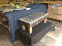 """Reclaimed Seashore Gray """"Coffee"""" Table Chadds Ford, 19382"""