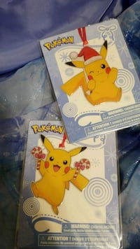 Pokemon ornaments  Essex, 21221