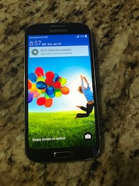 Samsung Galaxy S4 16GB Locked