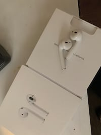 Apple earbuds no case 40$