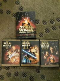 Star wars trilogy  Lincoln, 68502