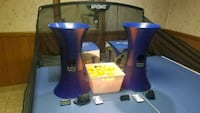 I Pong v300 ping pong robot, with net, 96 balls, and parts v300 Youngstown, 44509