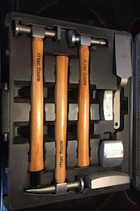 Mac tools hammer and dolly 7 pieces set