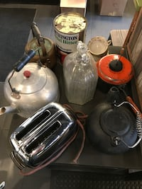 Antique Kitchen Accessories
