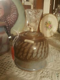 WEEMS GALLERY OIL LAMP