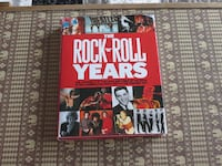 THE ROCK 'N' ROLL YEARS—BOOK VANCOUVER