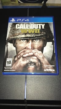 Call of Duty WW2 (hardly played) PS4 Game Moville, 51039