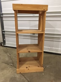 PINE WOOD SHELF Johnstown