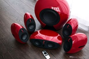 Edifier e255 Luna E 5.1 Surround Sound Home Theater System