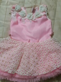 dress for 1year or 2 year old girl   never worn   Markham, L3S 2R8