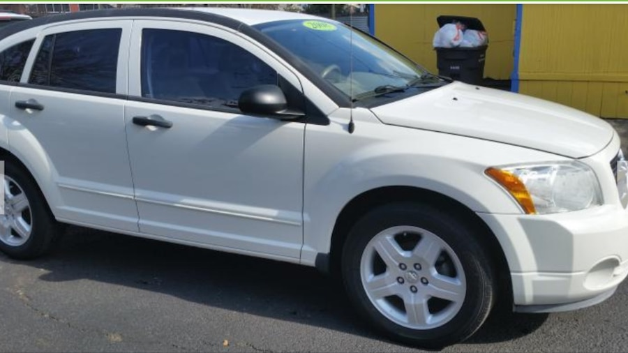 used 2008 dodge caliber sxt in san antonio. Black Bedroom Furniture Sets. Home Design Ideas