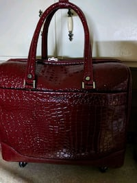 women's brown leather tote bag Grimsby, L3M 1L3