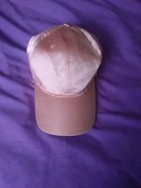 brown and white fitted cap Red Oak, 75154