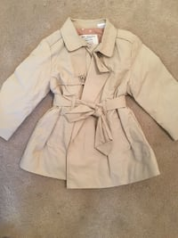 Zara Toddler girl coat  Mississauga, L5M 3C5