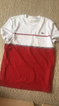 T-shirt Lacoste sport  Paris, 75009