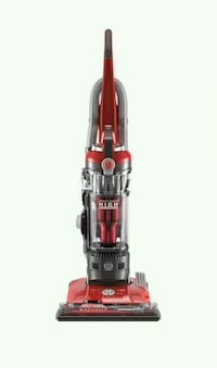 red and gray upright vacuum cleaner Toronto, M4E