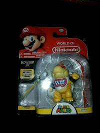 Super Mario Bowser Jr. With Paint Brush Kitchener, N2P 1R7