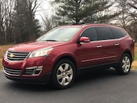 Chevrolet - Traverse - 2014 Shepherdstown