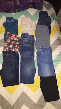 Pants size 7/8 all for $10 Fresno, 93725