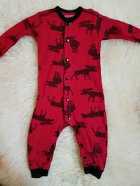 Size 12-18mths. Sleeper. Hatley. Little  blue hous Toronto, M4W 1A8
