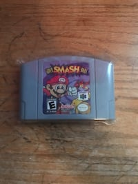 Smash Bros for N64 Alexandria, 22314