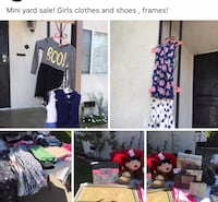 women's assorted clothes Los Angeles, 90022