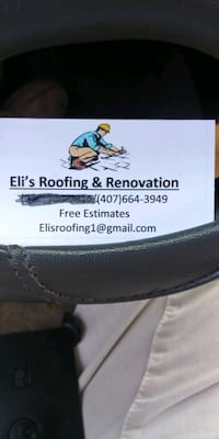 """The roofer you looking to get your roof replace""  Jacksonville, 28540"