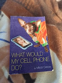 What Would My Cell Phone Do? (by Micol Ostow) Baltimore, 21222