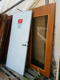Commercial Doors For Sale Edmonton, T6L 2K3
