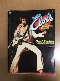 Elvis Book (The boy who dared to rock) Toronto, M6N 5C6